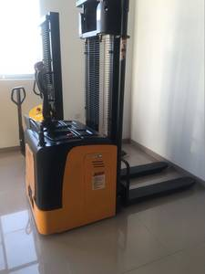 Wholesale electric vehicles: Industrial Vehicle Mima Electric Stacker Fork Lift Made in China