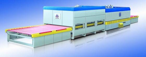 Flat Glass Tempering Machine