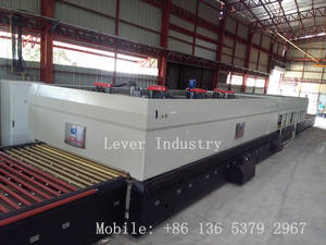 Wholesale Glass Processing Machinery: Force Convection Glass Tempering Furnace