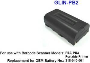 Wholesale battery pack: Battery Packs for INTERMEC PB2/PB3 Portable Printer
