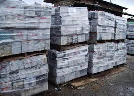 Wholesale steel industry: Battery Scrap