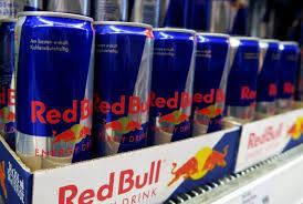Wholesale truck: Redbull Energy Drink