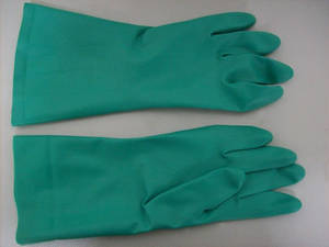 Wholesale leather glove: Industrial Leather Hand Gloves