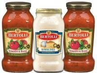 chunky Ginger,Bertolli Sauce,Pomodoro E Basilico Sauce,Chunk Light Tuna