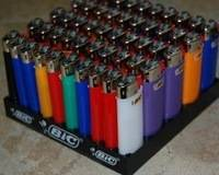 Wholesale Lighters & Smoking Accessories: BIC Lighter Maxi (J26)