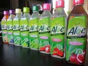 Wholesale drink: Aloe Vera Drinks