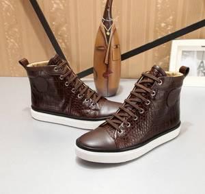 Wholesale famous brands handbags: High Cut Casual Shoes Woman 35-39