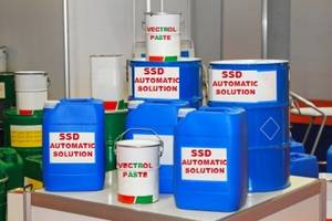Wholesale d: S S D Chemical Solution for Cleaning Black Dollar and Euro
