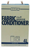 SNOW Fabric Conditioner 4L(Bag in Box)