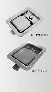 Wholesale tool steel: Stainless Steel Underbody Truck Tool Box Handle Lock