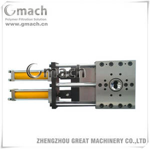 Wholesale work station: Double Plate Type Double Working Station Screen Changer