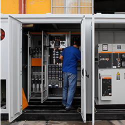 Wholesale transformer: Metal Sheet Transformer Kiosks