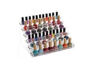 Wholesale lipstick: Detachable 6 Tier Organizer Lipstick Display Stand  Nail Polish Rack Makeup Cosmetics