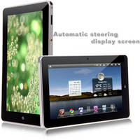 10.1 Inch 1080P Video Resistive Screen Tablet PC Silver