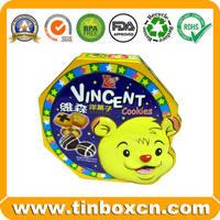 Cookie Tin,Biscuit Tin,Cake Tin,Food Tin Box,Food Tin Can