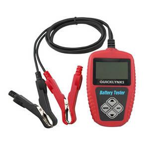 Wholesale automotive batteries: QUICKLYNKS BA101 Automotive 12V Vehicle Battery Tester