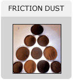 Wholesale indian shoes: Cashew Friction Dust