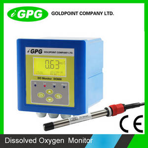 Wholesale analyzer: CE Approved DO600 Industrial Online Dissolved Oxygen Analyzer with Probe