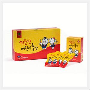 Wholesale ginseng: Kim's Red Ginseng Kids Tonic