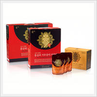 Kim's Red Ginseng & Korean Mistletoe