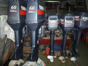 Wholesale outboard: Japanese High Quality Used Outboard Motors