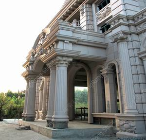 Wholesale Stone Carving and Sculpture: Construction of Curtain Wall