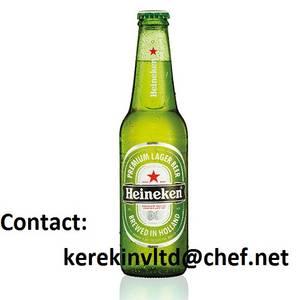 Wholesale liquor: Heineken, Beers, 1664 Blanc, Spirits, Wines, Export Skol, Krombacher,Heineken Pilsner, Paulaner,