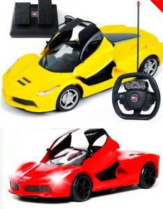 Wholesale electric vehicles: AAA 1: 18 RC Remote Radio Control Car, Remote Control Model Vehicles, Intelligent Electric Toy, Plas