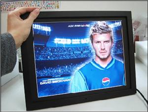 Wholesale mp3: 15 Digital Photo Frame