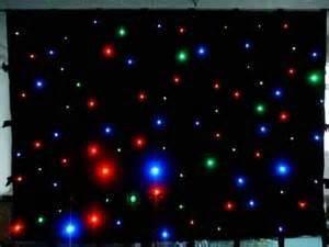 Wholesale used clothing dubai: Full Color High Brightness RGB Star Curtain