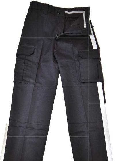 Sell Uniform Cargo Pants With Reflective Stripe - Gordon Contract