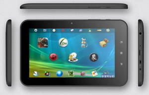 Wholesale mid tablet pc: 7.0inch A10 Andriod 4.0 Capacitive Tablet PC