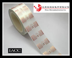 Wholesale Access Control Card: Rice Micro RFID Nfc Label Dry/Wet Inlay for Micro Rfid Tags Smart Cards Watches China