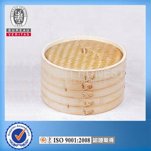 Wholesale Food Steamers: Bamboo Steamer  6inch, 8inch, 10inch