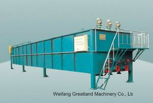 Wholesale water machine: Cavitation Air Flotation (CAF) Machine for Waste Water Treatment