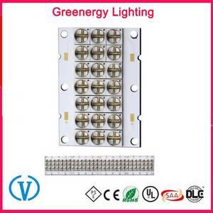 Wholesale silk screen printer: 150W 365nm 395nm Seamless Splicing UV LED Area Light for Silk Screen Printer