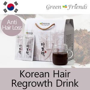 Wholesale bold: Korea Hair Regrowth Drink, Enzyme Drink, Healthfood, Vegetable Ingredients, Hair Nutrition,Anti Bold