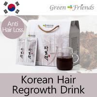 Korea Hair Regrowth Drink, Enzyme Drink, Healthfood, Vegetable Ingredients, Hair Nutrition,Anti Bold