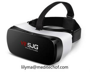 Wholesale 3d game: SJG Video/VR Box 4.0/ 3D Glasses/ Game Machine/ VR Headset/ Smartphone Movies/ Virtual Reality