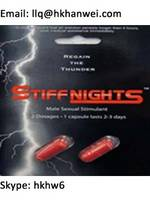 Stiff Nights 2PK / Sex Enhancer/ Top Quality for Male