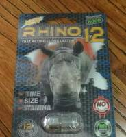 Sell New Rhino 6000 Sex Pills Male Sex Enhancer Top Quality Factory Price
