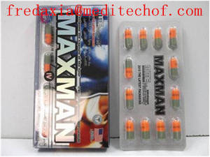 Wholesale drink: Maxman Iv 40% Sex Pills Male Sex Enhancer