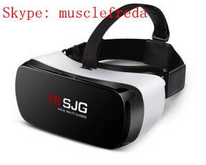 Wholesale games: SLG VR-Box Virtual Reality Glasses  3D Glasses    3D Movie   3D Game  VR-Wind  for Mobile Phone