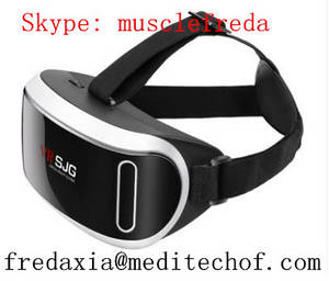Wholesale gifts: Updated VR-Box Virtual Reality Glasses  3D Glasses    3D Movie   3D Game  VR-Wind  for Mobile Phone
