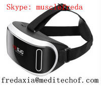 Updated VR-Box Virtual Reality Glasses 3D Glasses 3D Movie 3D Game VR-Wind for Mobile Phone
