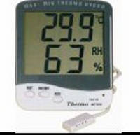 Green May TH-218C Thermo-Hygro-Clock