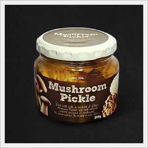 Wholesale pickles: Mushroom Pickle