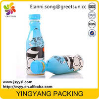Plastic Label Sleeves_bottle Shrink Sleeve