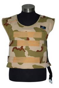 Wholesale bullet proof fabric: Bullet Proof Liquid Cooling Vest