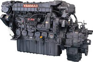 Wholesale electric motor pump: Yanmar 6AYM - WGT 911hp Diesel Inboard Engine